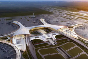 Chengdu Tianfu International Airport has officially begun operations
